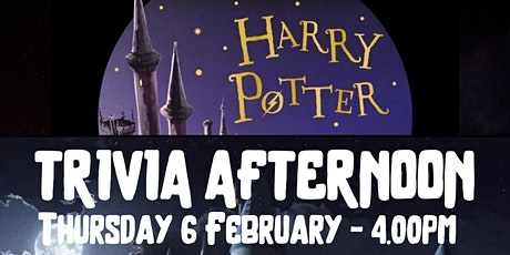 Harry Potter Trivia Afternoon - Ulladulla Library tickets