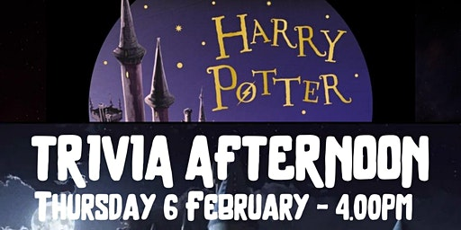 Harry Potter Trivia Afternoon - Ulladulla Library