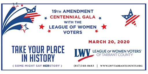 19th Amendment Centennial Gala