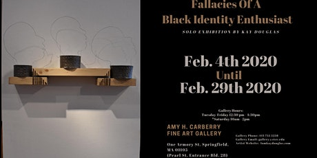 Fallacies Of A Black Identity Enthusiast tickets