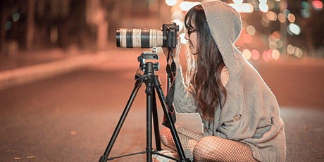 Teen Photography, Ages 12-18, FREE tickets