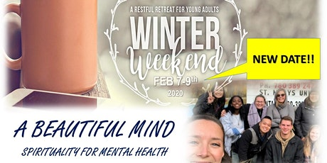 StMU Winter Weekend  Retreat - NEW DATE! tickets