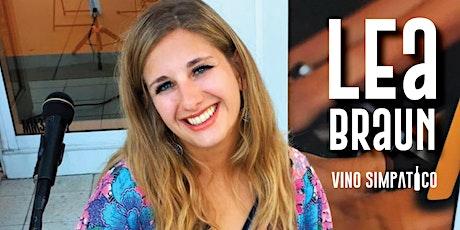LEA BRAUN LIVE @ VINO SIMPATICO tickets