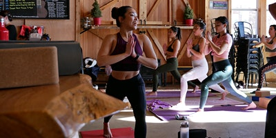 Yoga and Beer at Eavesdrop Brewery with Sienna