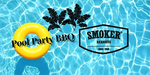 Pool Party BBQ  Smoker