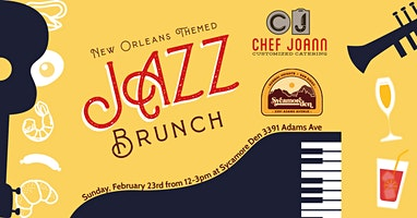 New Orleans Themed Jazz Brunch