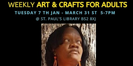Create Culture Club : Weekly Arts and Crafts for Adults  tickets