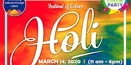 FOG Holi - Festival of Colors - Biggest Holi of Bay Area tickets
