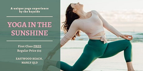 Yoga In The Sunshine tickets