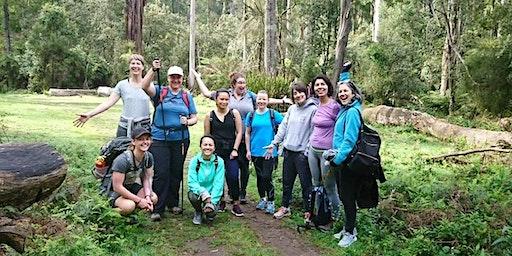 Women's Free (VIC) Hike // Sunday 16th Feb