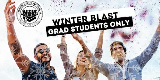 Cambridges goes to Winter Blast: Grad Student Party