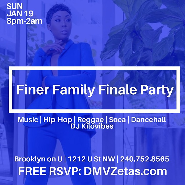 30+ Finer Finale Party: Reggae|Soca|HipHop|Dancehall image