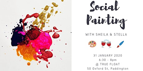 Social Painting tickets