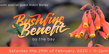 Bushfire Benefit by the Bay tickets