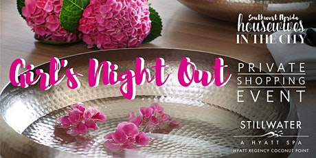 An Exclusive Girl's Night Out at Stillwater Spa at Hyatt Regency tickets