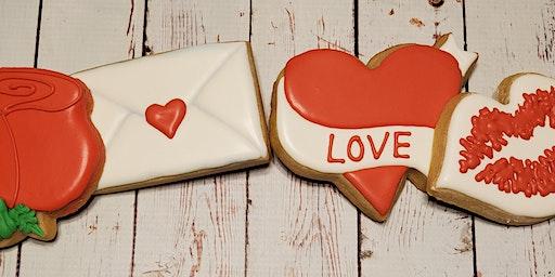 Cookies & Corks - Valentine's Day