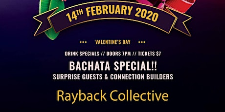 Sensual Valentine's Day Party at Rayback Collective tickets