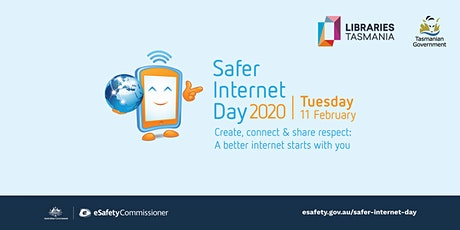 Safer Internet Free Webinar-Helping Kids Thrive Online @ Devonport Library tickets