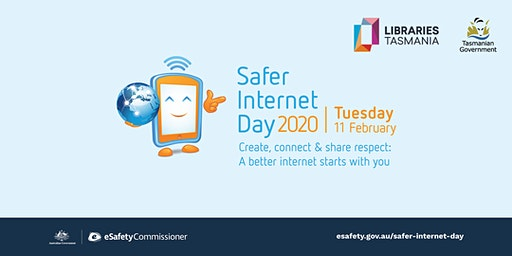 Safer Internet Free Webinar-Helping Kids Thrive Online @ Devonport Library