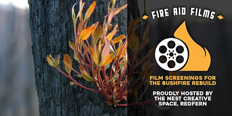 FIRE AID FILMS - UNDERMINED (Documentary) tickets