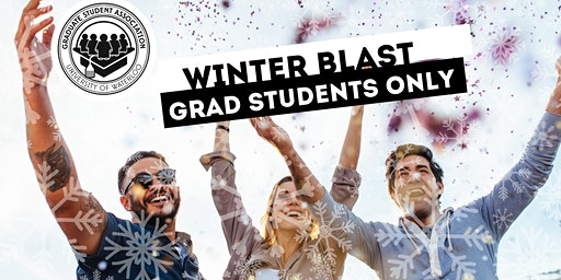 Stratford goes to Winter Blast: Grad Student Party