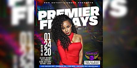 Premier Fridays @evangadi_lounge tickets