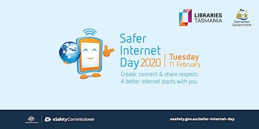 Safer Internet Free Webinar-Tech, Teens and Time Online @ Devonport Library