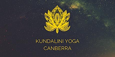 Kundalini Yoga Canberra tickets