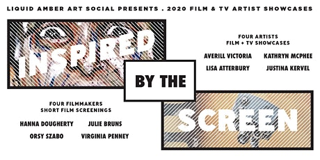 Art Social: Inspired by the Screen tickets