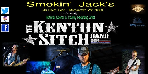 Kenton Sitch Band Live @ Smokin' Jack's