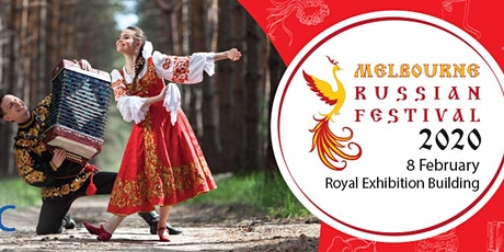 Melbourne Russian Festival 2020 tickets