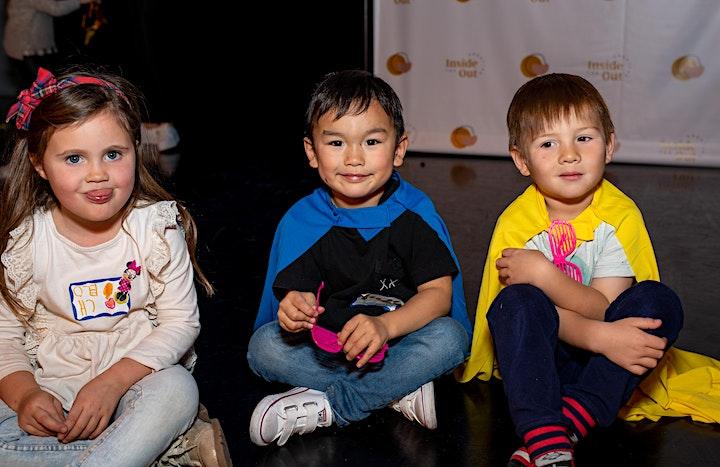 TIOC  Workshop PARENT & CHILD Ages 4-8 | Feb. 22, 2020  *ALL LEVELS image