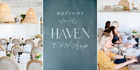 HAVEN Workshop for Interior Designers: April 5-7, 2020 tickets