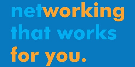 Making your Networking Work for You tickets