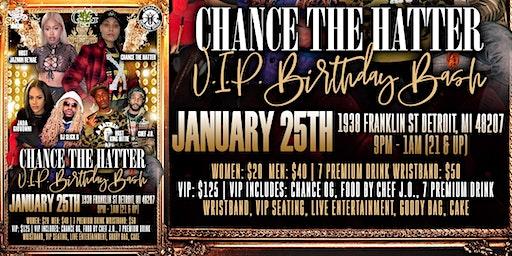 CTH VIP Ball Out Birthday Bash