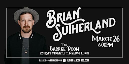 Brian Sutherland Live