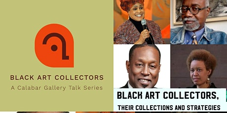 Black Art Collectors, their Collections and Strategies at the Walsh Gallery tickets