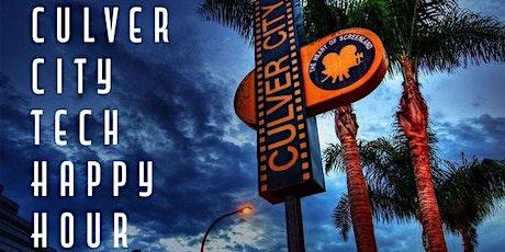 Culver City Tech Happy Hour tickets