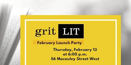 gritLIT Launch Party