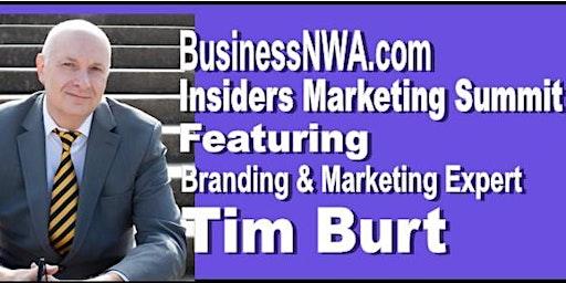 BusinessNWA.com Insider Marketing Summit