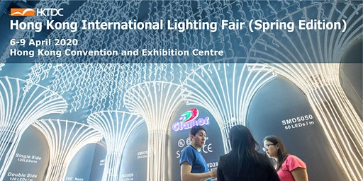 HKTDC Hong Kong International Lighting Fair(Spring Edition)