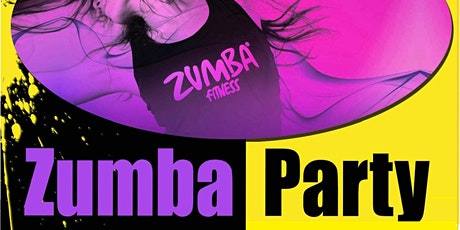 Take Two Zumba Party tickets