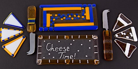 Kiln Forming: Cheese Set Workshop | 2020 tickets
