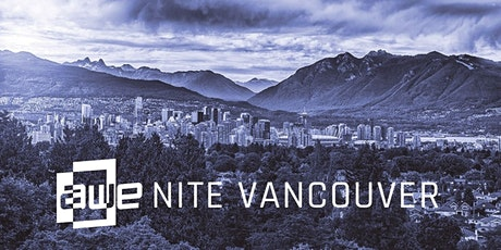AWE Nite Vancouver: AR - an 'everyday' tech in the 2020s? tickets