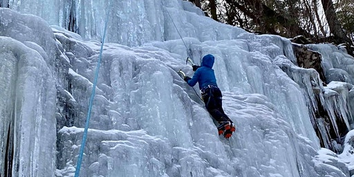 Advanced Ice Climbing Course
