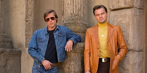 Once Upon a Time in Hollywood @ The Hall