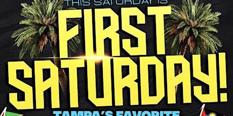 1st Saturday at Jerk Hut tickets