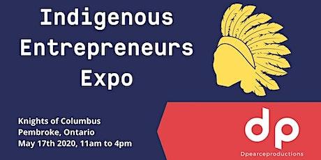 Indigenous Entrepreneurs Expo tickets