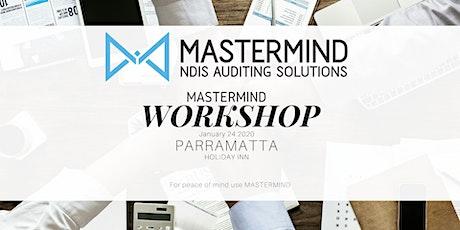 NDIS Mastermind Workshop tickets