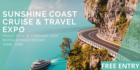 Sunshine Coast Cruise and Travel Expo tickets